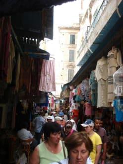 Impressionen 2 - Altstadt Tunis