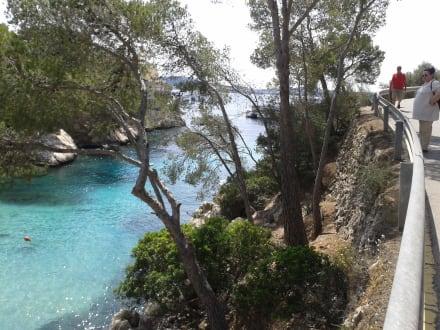 Cala Fornells - Bucht von Cala Fornells