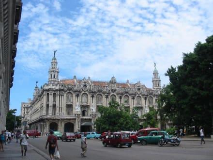 Nationaltheater - Gran Teatro de La Habana