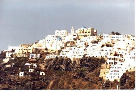Santorini-Thira - Altstadt Oia