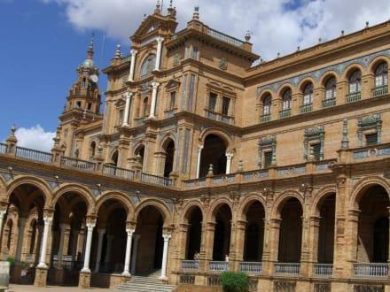 Plaza de Espana - Plaza de Espana