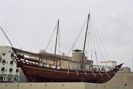 Dubai - Dubai Museum im Al-Fahidi-Fort