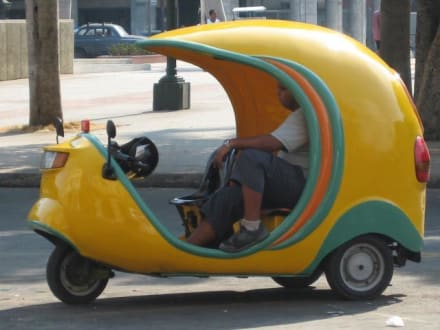 Coco-Taxi - Transport