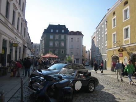 Nahe BF - Altstadt Passau