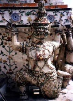Mystische Figur - Wat Arun