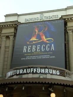 Musical Rebecca in Wien - Raimund Theater