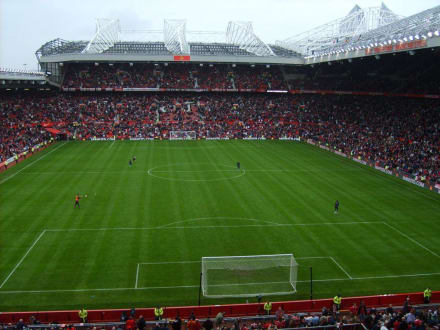 Stadion - Stadion Old Trafford / The Theatre of Dreams