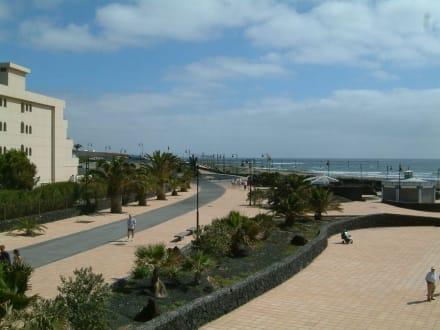 Strandpromenade - Playa de Matagorda