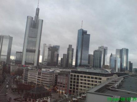 Frankfurter Skyline - Skyline