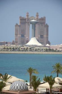 Programmpunkt: Emirates Hotel - Guide Elias Dubai