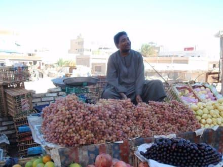 Frische Weintrauben - Einkaufen & Shopping