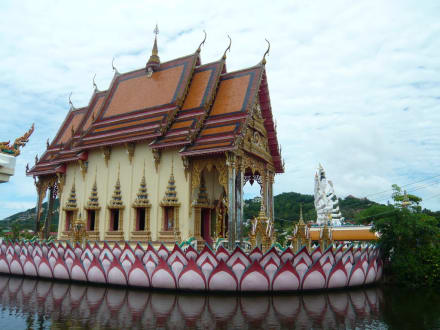 Religious sites (churches, temples, etc.) - Wat Plai Laem
