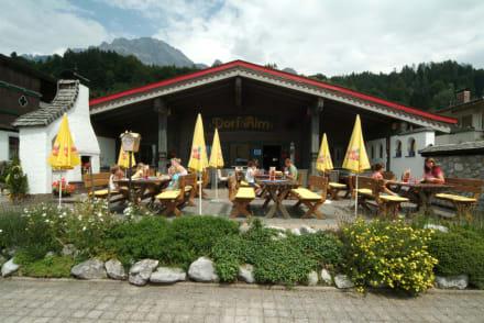 Unser Restaurant die Dorfalm - Pension Dorfalm
