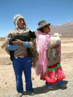 Indio-Kinder - Colca-Canyon