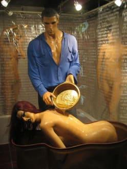 Figuren im Erotik Museum - Erotik Museum