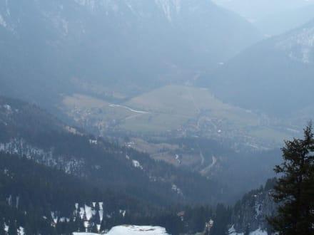 Aussicht vom Wendelstein - Wendelstein
