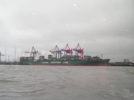 Hamburger Hafen - Hafen Hamburg