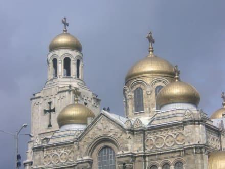 Varna - Muttergottes Kathedrale