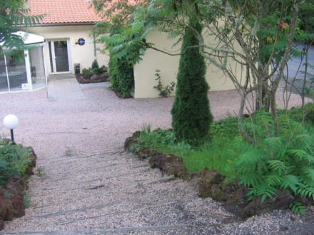 Lobby & Eingang - Domaine de la Palle