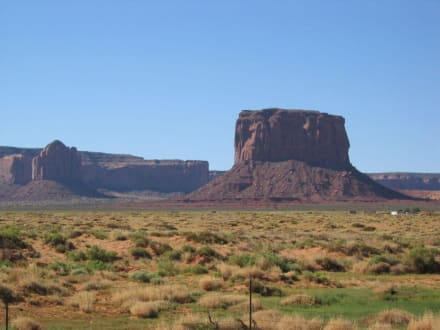 Monument Valley - Monument Valley Navajo Tribal Park