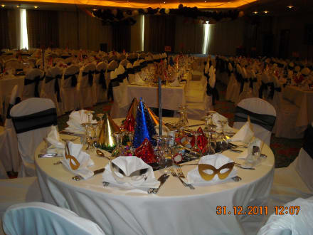 Restaurant & Büffet - Hilton Taba Resort & Nelson Village