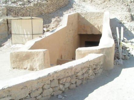 Neues Grab - Tal der Könige