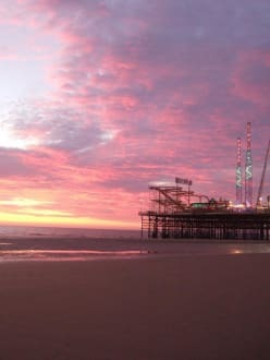Strand/Küste/Hafen - Blackpool