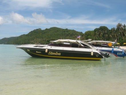 Strand der PhiPhis - Phi Phi Lee