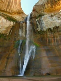 Lower Calf Creek Fall - Lower Calf Creek Fall