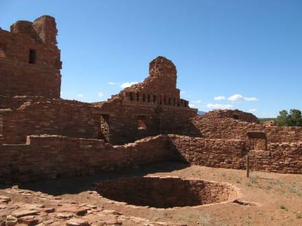 Salinas Pueblo Missions: Abo Ruins - Salinas Pueblo Missions National Monument