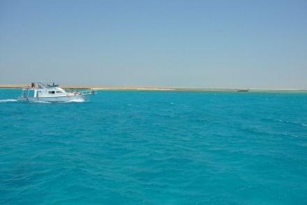 Schiff/Fähre - Sea Trip El Gouna
