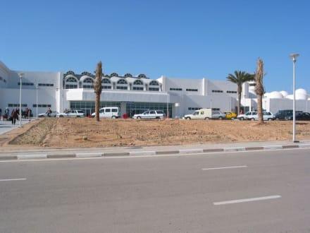 Flughafen auf Djerba - Flughafen Djerba-Zarzis (DJE)