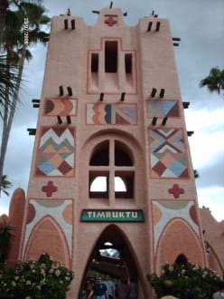 Timbuktu - Busch Gardens