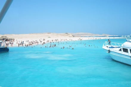 Traumstrand - Giftun / Mahmya Inseln