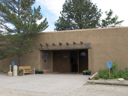 Millicent Rogers Museum in Taos - Millicent Rogers Museum