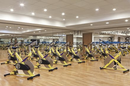 Westin Workoute Aerobic and Spinnning Studio -