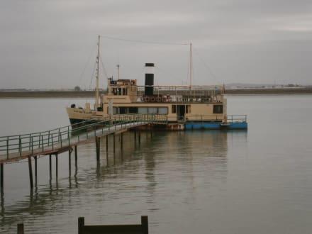 Schiff Real Fernando - Nationalpark Coto de Doñana
