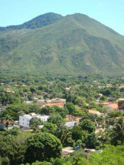 Blick auf La Asuncion - La Asunción