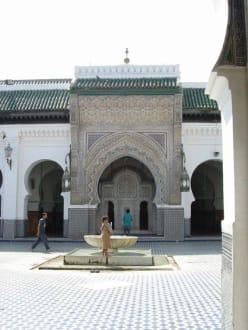 Innenhof der Kairaouine - Kairaouine Moschee
