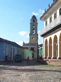 Religious sites (churches, temples, etc.) - Iglesia y Convento de San Francisco Museo Nacional de Lucha Contra Bandidos