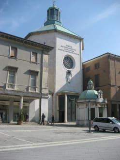 Religious sites (churches, temples, etc.) - Old Town Rimini