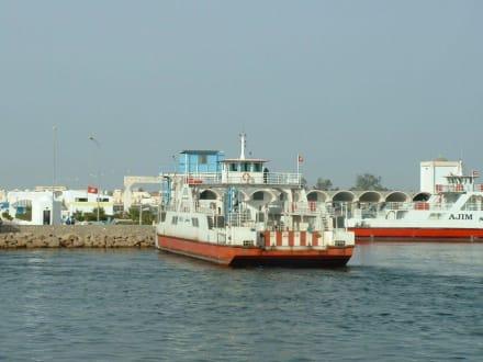 Eine von mehreren Fähren - Tour & Ausflug