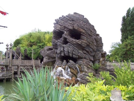 Totenkopf - Disneyland Resort Paris / Euro Disney