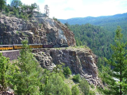 Narrow Gauge Railroad - Durango & Silverton Narrow Gauge Railroad