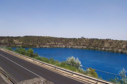 Blue Lake, Mt. Gambier - Blue Lake