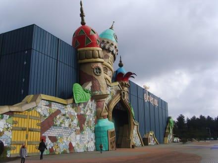 Amusement Park - Toverland Theme Park