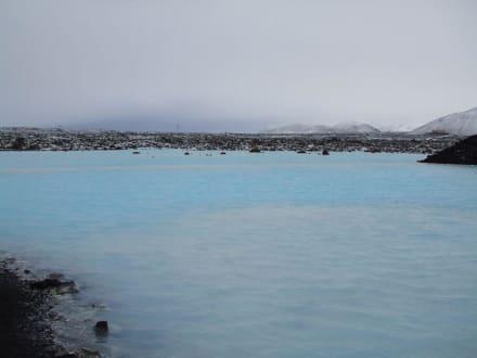äußerer Teil der Lagune - Thermalbad Blue Lagoon Island