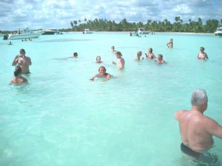 Badewanne Saona - Isla Saona