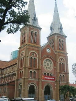 Church - Notre Dame Kirche