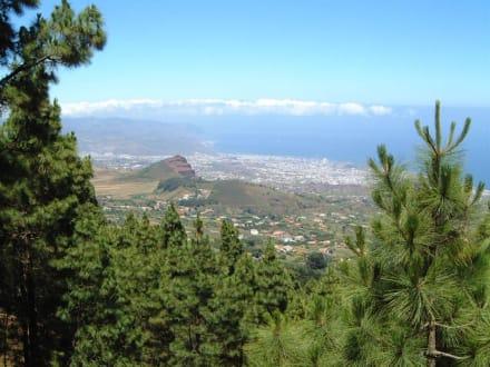 Die Hauptstadt Santa Cruz - Altstadt Santa Cruz